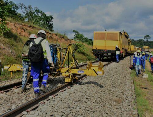 Etat Gabonais- SETRAG : Signature de l'Avenant N°2 du Programme de Remise à Niveau de la voie ferrée
