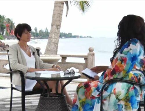 L'engagement sociétal d'Eramet : Entretien avec Christel Bories